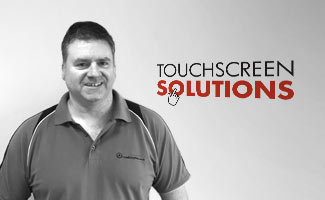 Andrew Tatman Portrait | Touch Screen Solutions