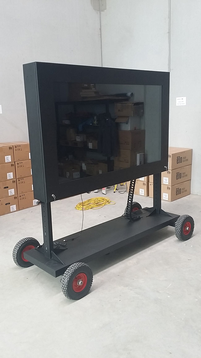 Custom Channel 9   Touch Screen Solutions