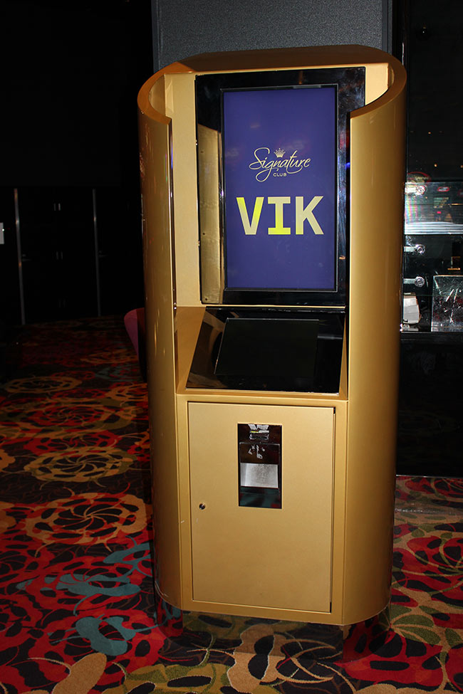 Custom Kiosk Crown | Touch Screen Solutions