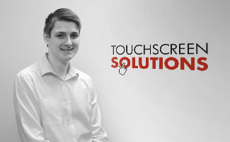 Josh Egan Portrait | Touch Screen Solutions