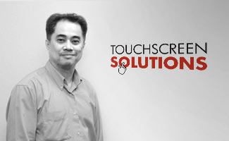 Michael Lim Portrait | Touch Screen Solutions