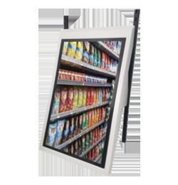 Retail Wall Mount Touchscreen Kiosk | Touch Screen Solutions