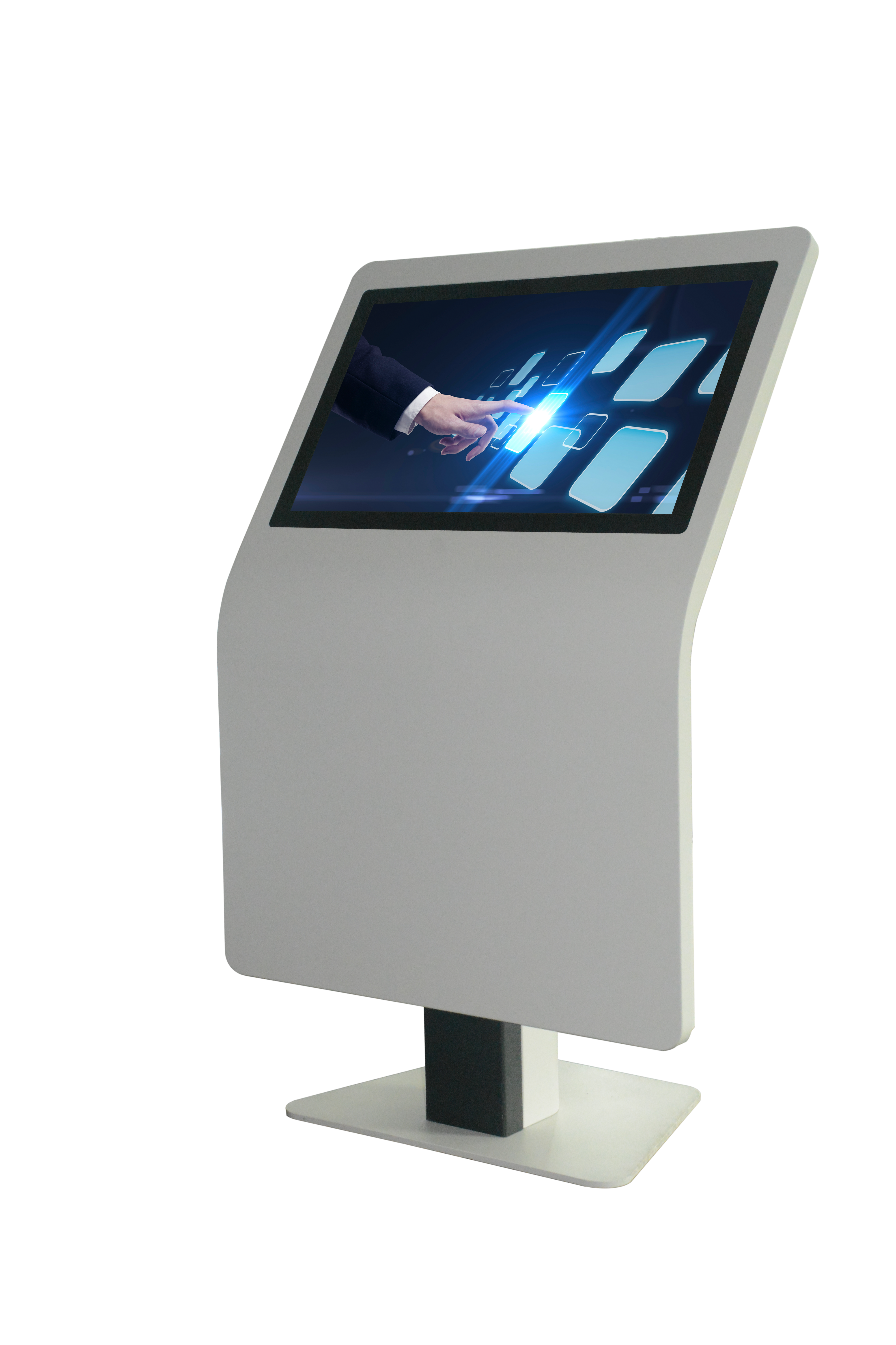 Kiosk Wayfinder 42-inch small | Touch Screen Solutions