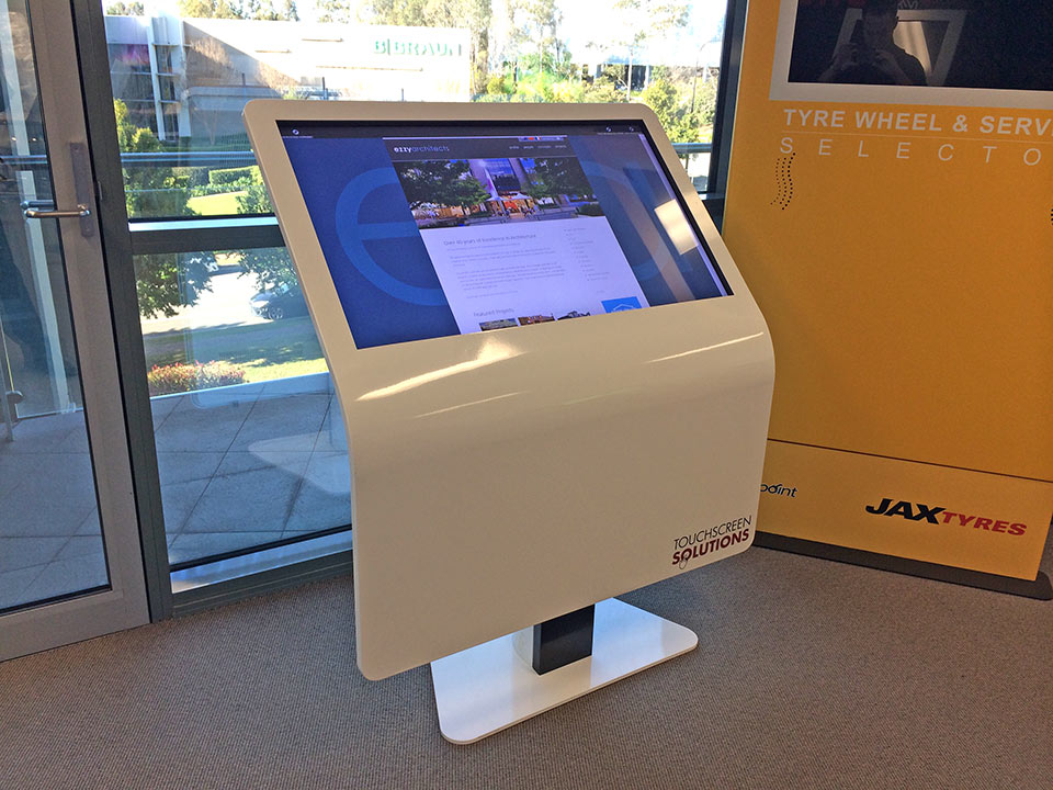 Touch Screen Solutions Skape 42 Kiosk | Touch Screen Solutions