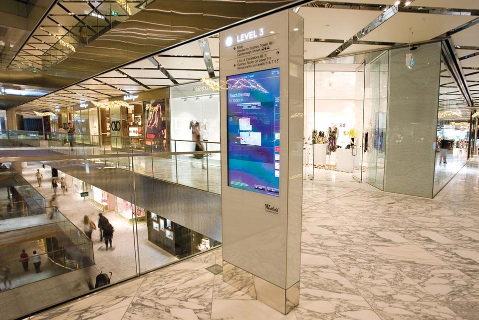 Wayfinder Kiosk | Touch Screen Solutions