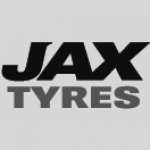 Jax Tyres Grey Logo | Touch Screen Solutions