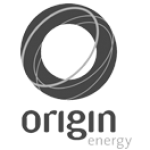 Origin Energy Logo | Touch Screen Solutions