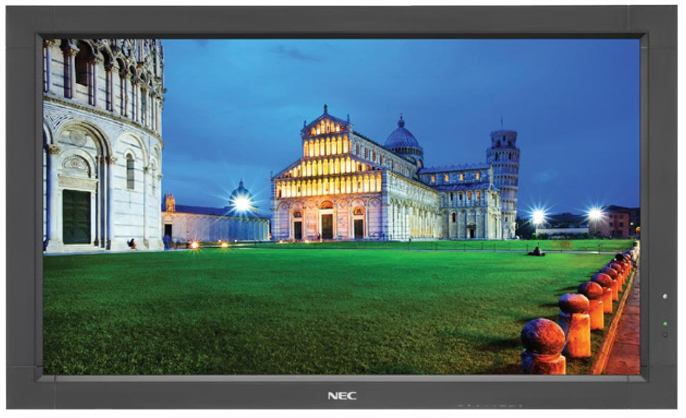 NEC V Series Touch Screen| Touch Screen Solutions