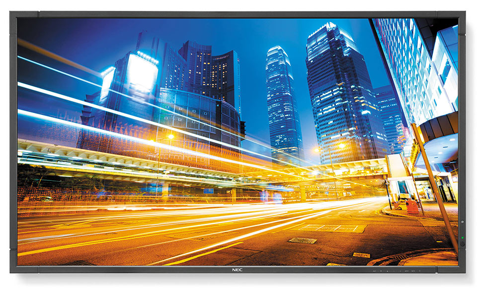 NEC 46 LED Touch Screen Img | Touch Screen Solutions