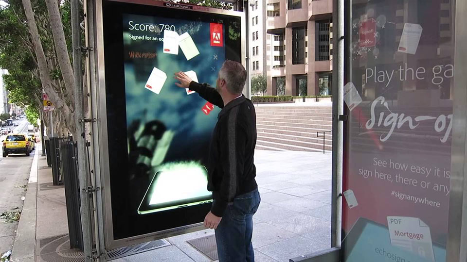 Interactive Signage Game | Touch Screen Solutions