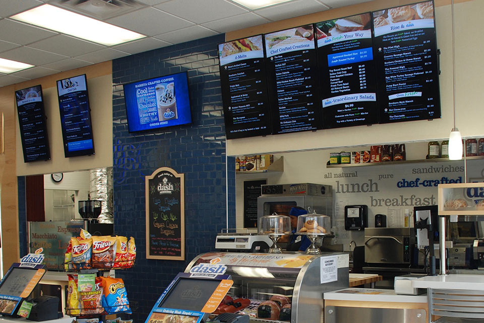 Digital Menu | Touch Screen Solutions