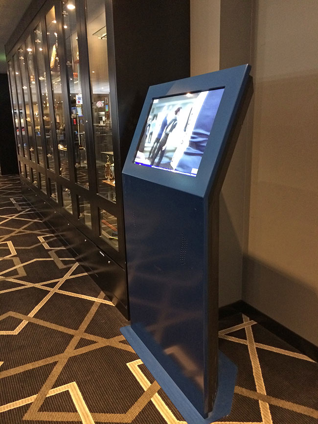 Merrylands RSL Miner Kiosk | Touch Screen Solutions