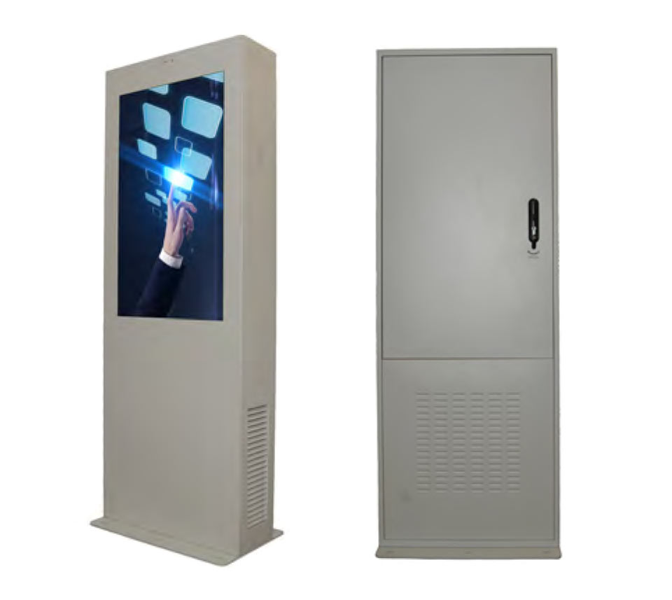 Outdoor 42 Kiosk | Touch Screen Solutions