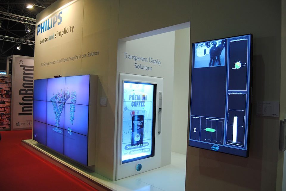 Philip Video wall | Touch Screen Solutions