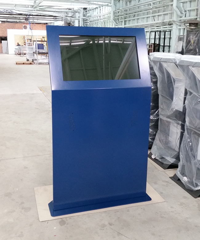 Miner Kiosk 07 | Touch Screen Solutions