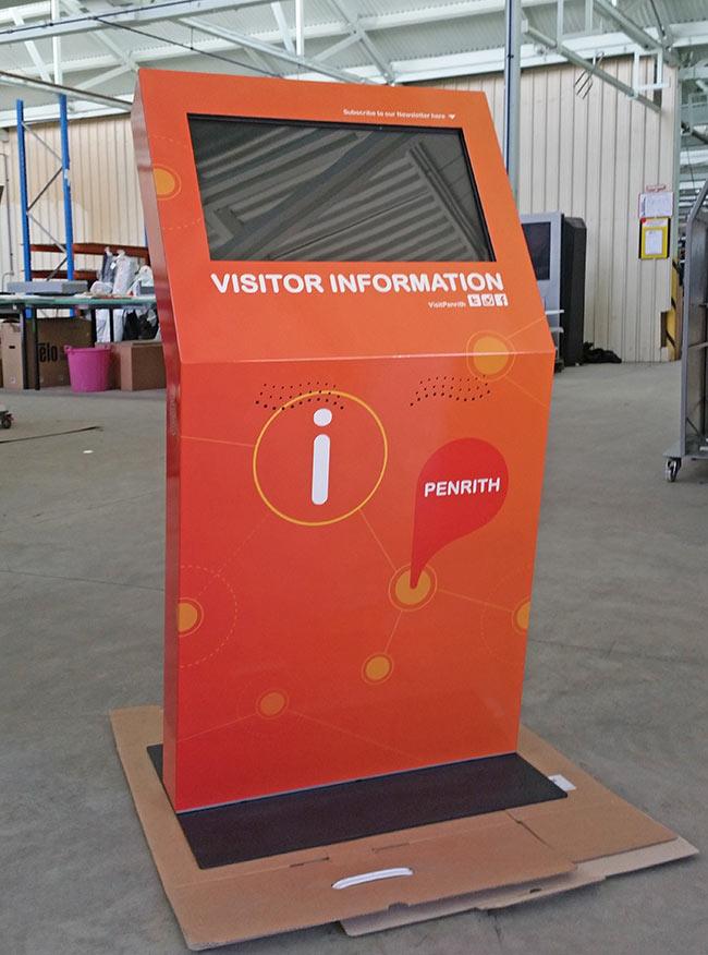 Lumen Centre Kiosk | Touch Screen Solutions
