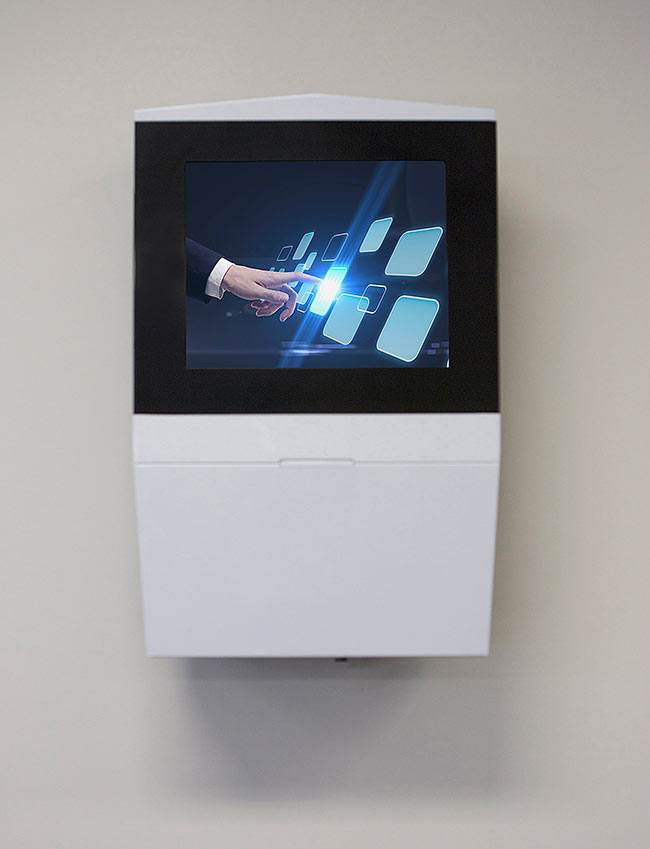 Silhouette Kiosk | Touch Screen Solutions
