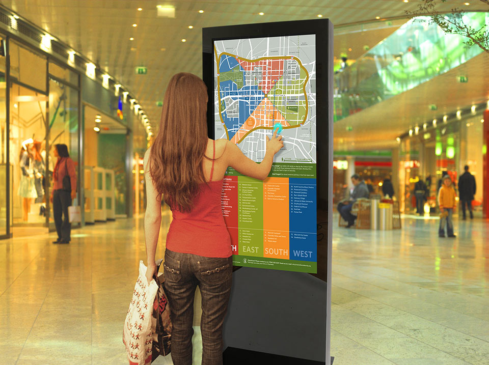 Interactive Digital Signage | Touch Screen Solutions