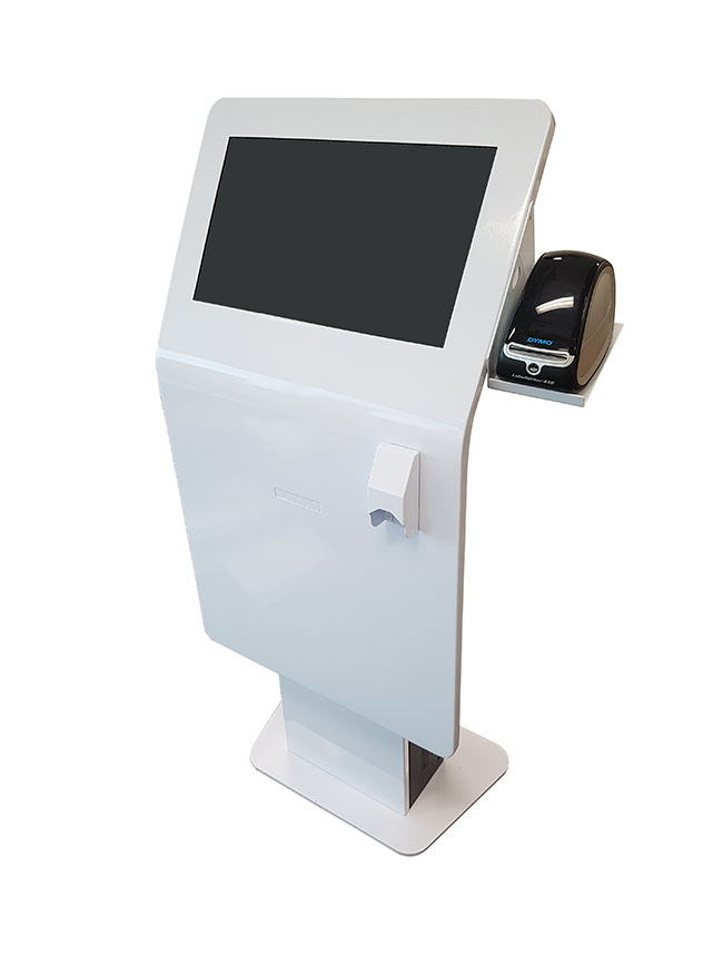 Diamond L22 with Barcode and Printer | Touch Screen Solutions