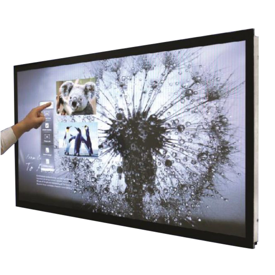 NEXIO Touch Screen front   Touch Screen Solutions