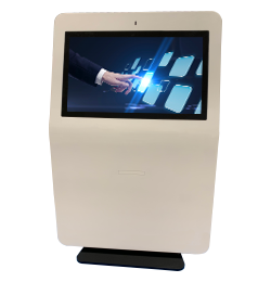 Silhouette Touch Screen Kiosks | Touch Screen Solutions